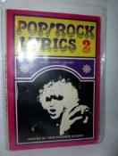 Groovy 1960s Pop Rock Lyrics Vintage Paperback Scholastic Book $12