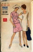 Vogue 7737 Vintage Sewing Pattern