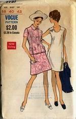 Vogue 7737 Vintage Sewing Pattern