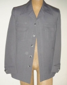 Men's Leisure Jacket- John Pomer Grey with Funky Lining