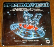 Spaced Out Disco 70s Record Album - Star Wars and Sci-Fi SountrackTheme Music