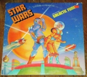 Star Wars and Other Gallactic Funk 70s Record Album - Meco