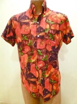 Kingsman Men's Vintage Hawaiian Style Shirt