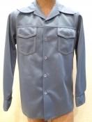 Blue Leisure Suit Jacket - Farah Time Out Brand True Vintage 70s