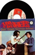 Monkees Daydream Believer 45 RPM Picture Sleeve 60s Vinyl Record