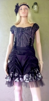 Nightmare Before Christmas Dress - Size Medium With Tags