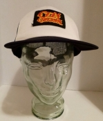 Vintage 80s Ozzy Ozzbourne Trucker Hat