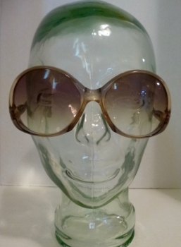 Upside Down Sunglasses Frames Late 70s Early 80s