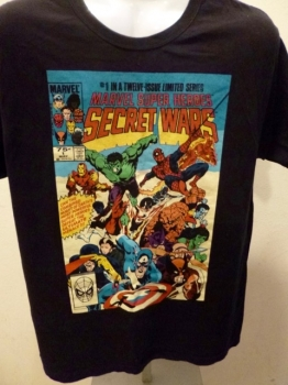 Marvel Comics Secret War T- Shirt $14