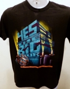 Yes Big Tour Shirt 80s  SIZE SMALL