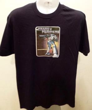 Transformers 80s Iron On Transfer T Shirt