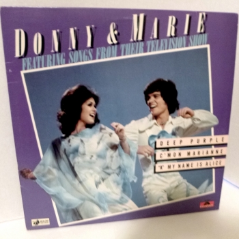 Donny and Marie Album