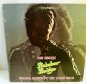 Jimi Hendrix Rainbow Bridge Record Album 1971 VG