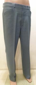 True Vintage 70s Blue Mock Denim Farah Disco Slacks Pants
