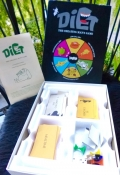 The Diet Game -Vintage Board Game
