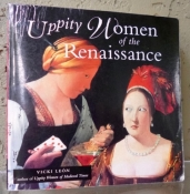 Uppity Women of the Renaissance by Vicki Leon Book