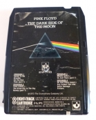 Pink Floyd Dark Side of the Moon 8 Track Tape