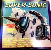 Super Sonic RONCO Compilation Record Album 1980