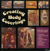 Creating Body Coverings Vintage Craft Book 1970s Out of Print