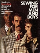 Sewing For Men and Boys Vintage Instructional Book